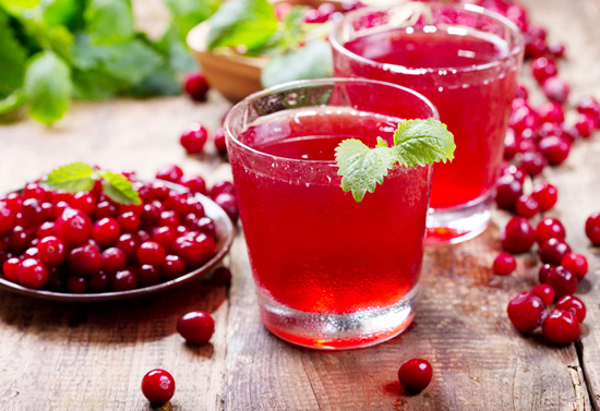 About The Buzz: Drinking Cranberry Juice Can Reduce the Risk of ...