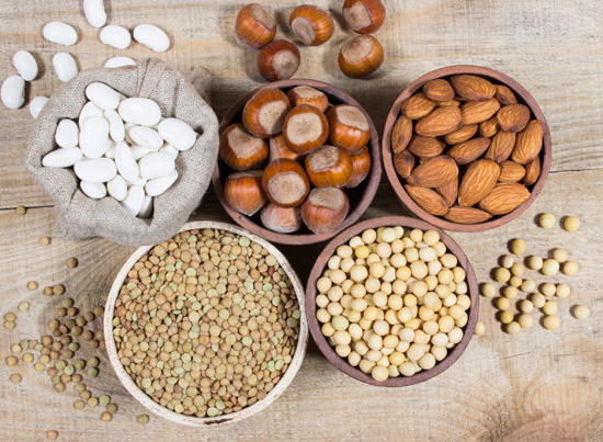 About the Buzz: Americans Lacking Quality Sources of Plant-Based Protein?  Fruits And Veggies More Matters.org
