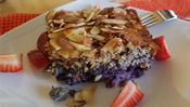 The Everyday Chef: Blueberry Baked Oatmeal