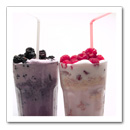 Berry Good Milkshakes Recipe: March is National Frozen Food Month. Fruits And Veggies More Matters.org