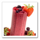 Berry Banana Smoothie Recipe: March is National Frozen Food Month. Fruits And Veggies More Matters.org