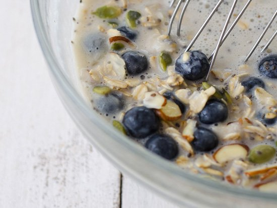 The Everyday Chef: How To Make the Best Homemade Blueberry Muesli