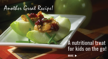 Click to See Another Kid-Friendly Recipe