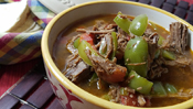 The Everyday Chef: Caribbean Braised Shredded Beef for Stews, Tacos, Bok Choy & More