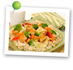 Rice w/Chicken & Vegetables. Fruits And Veggies More Matters.org
