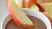 Caramel Dip for Fresh Fruit