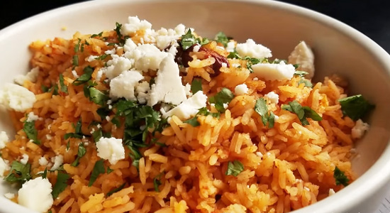 The Everyday Chef: Toasted Chipotle Tomato Jasmine Rice. Fruits And Veggies More Matters.org