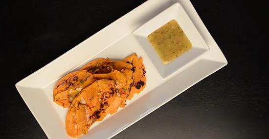 The Everyday Chef: Crispy Honey Batata Cakes