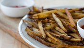 The Everyday Chef: Crispy Oven Baked Fries