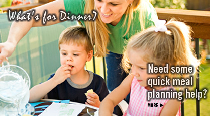 Click here for quick meal planning help. Fruits And Veggies More Matters.org