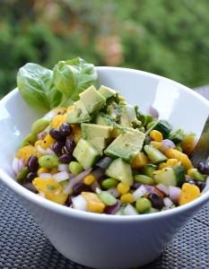 edamame-mango-salad-basil-vinaigrette-vegan-1