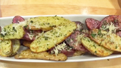 The Everyday Chef: Herb Roasted Fingerling Potatoes