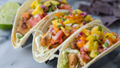 The Everyday Chef: Fish Tacos with Fresh Mango Salsa