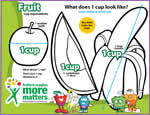 Download Activity Page: Fruits & Veggies-More Matters
