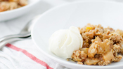 The Everyday Chef: Ginger Pear Crisp
