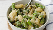 The Everyday Chef: Asparagus and Pea Gnocchi