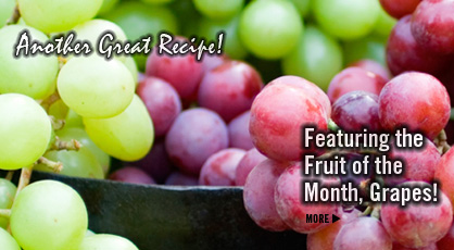 Click here for Grapes and Grains recipe