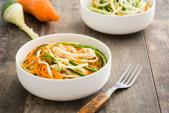 Insider's Viewpoint: Spiralizing & How To Make Veggies Fun To Eat. Fruits And Veggies More Matters.org