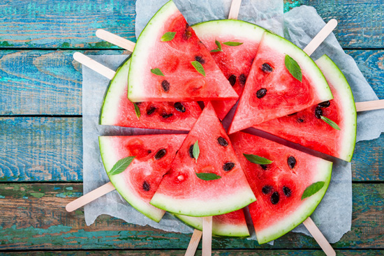 Insider's Viewpoint: Watermelon: The Secret to Finding the Ripest Melon on the Shelf. Fruits And Veggies More Matters.org