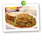Steak Fajitas. Fruits And Veggies More Matters.org