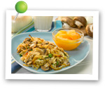 Mushroom & Vidalia Risotto. Fruits And Veggies More Matters.org