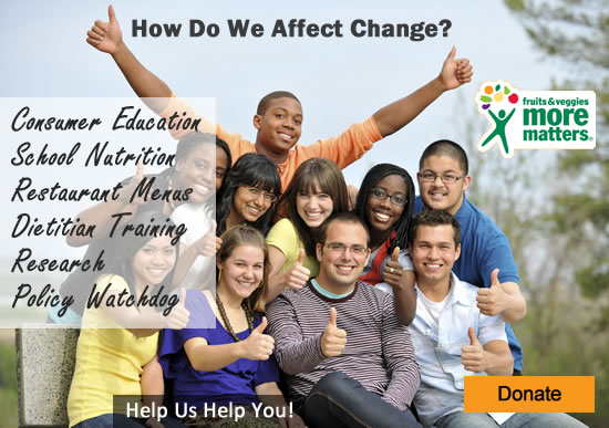 Our Work   How Do We Affect Change?