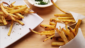 The Everyday Chef: Roasted Parsnip Fries