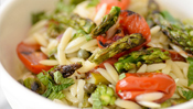 The Everyday Chef: Grilled Asparagus Pasta Salad