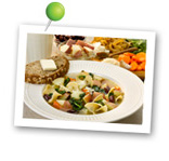 Mediterranean Potato Soup. Fruits And Veggies More Matters.org