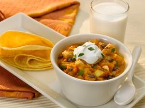 Santa Fe Pumpkin Soup