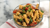 The Everyday Chef: Roasted Eggplant and Tomato Pasta