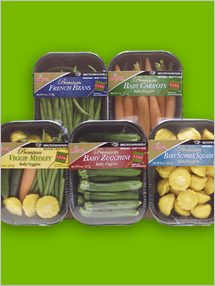 New in your supermarket: Melissa's Microwavable Vegetables