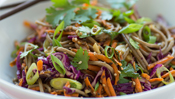 The Everyday Chef: Shredded Vegetable and Soba Salad