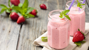 The Everyday Chef: Dairy-Free Strawberry Milk