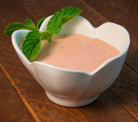 Insider's Viewpoint: Refreshing, Nutritional Chilled Soups. Fruits And Veggies More Matters.org