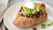 The Everyday Chef: Sweet Potato Tacos