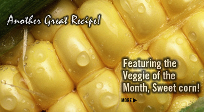 Click here for Roasted Corn Salsa recipe