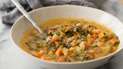 The Everyday Chef: Swiss Chard & Chickpea Soup