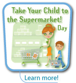 Click to download supermarket activities for your kids! Fruits And Veggies More Matters.org
