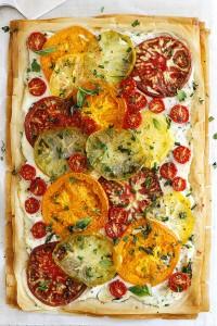 tomato tart
