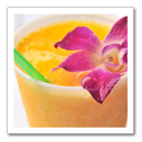 Tropical Smoothie Recipe: March is National Frozen Food Month. Fruits And Veggies More Matters.org