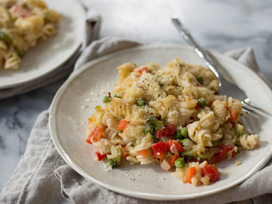 The Everyday Chef: Veggie Mac & Cheese Casserole