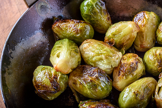 Top 10 Ways to Enjoy Brussels Sprouts. Fruits And Veggies More Matters.org