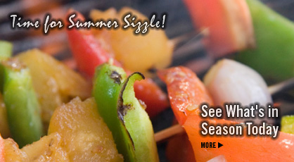 Click here to See What's in Season