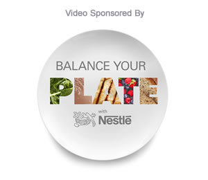 Balance Your Plate Nestle
