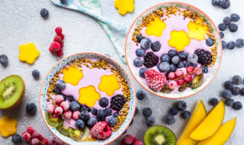 Creative Juice for Your Smoothie Bowls