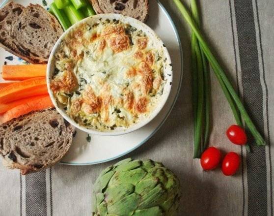 Artichoke Spinach Jalapeno Cream Cheese Dip Spread Have A Plant
