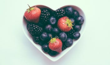 fruits vegetables heart health